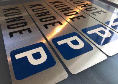parkeringskilte