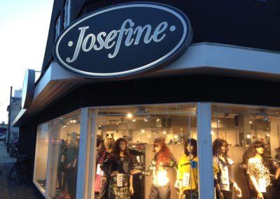 logo facade skilt til butik